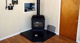 New Freestanding Stove Installation Dayton Ohio